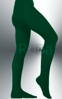 Broad rib double gusset knit tig...